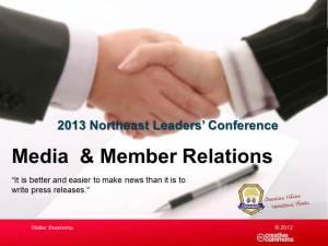 Media & Members