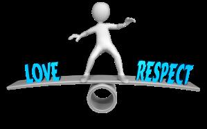 balance love respect